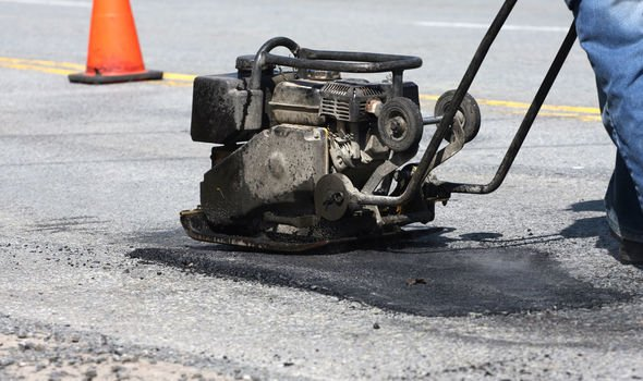 ROAD REPAIR AND MAINTAINENCE SOUTH AFRICA